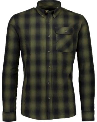 Check shirt L/S 2-200052 M