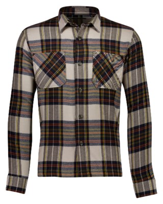 Checked Overshirt L/S 2-200058 M