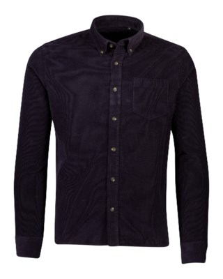 Corduroy Shirt L/S 2-200066 M
