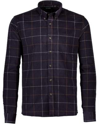 AOP Check Corduroy Shirt L/S 2-200068 M