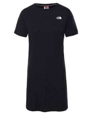 Simple Dome Tee Dress W