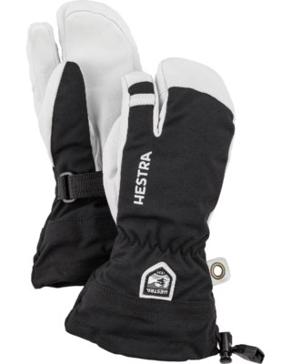 Army Leather Heli Ski JR - 3 Finger