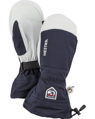 Army Leather Heli Ski - Mitt