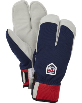 W.S. Wool Terry Split Mitt