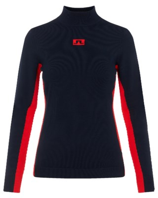 Kay Knitted Ski Sweater W