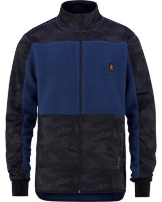 Camo Fleece Jacket M