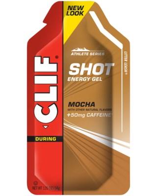 Clif Shot Gel Mocha