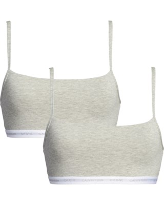 Unlined Bralette 2-Pack W