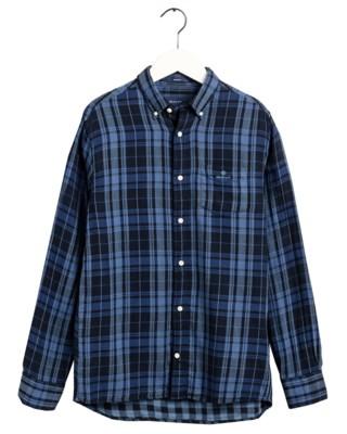 Double Flannel Regular Fit M