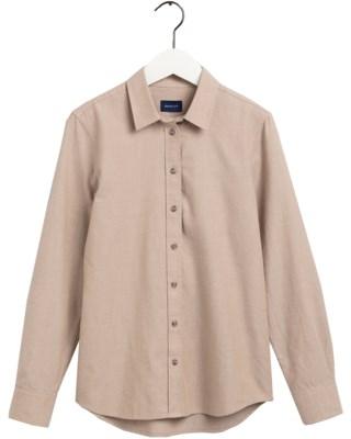 Winter Faded Flannel Shirt W