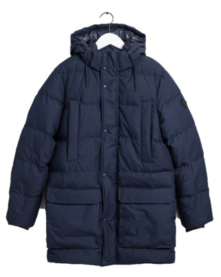The Long Alta Down Jacket M