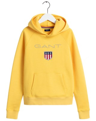 Shield Logo Sweat Hood JR