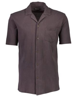 Garment Dyed Piqué Shirt S/S M