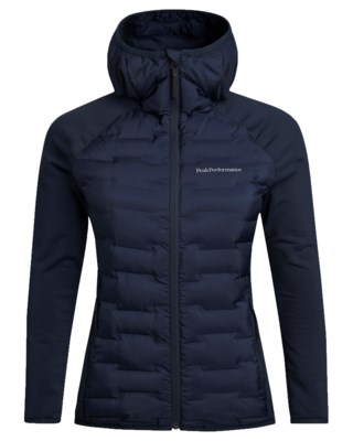 Argon Hybrid Hood Jacket W