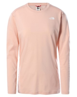 L/S Simple Dome Tee W
