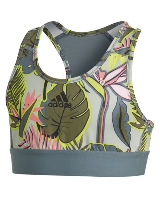 Techfit Graphic Aeroready Bra JR