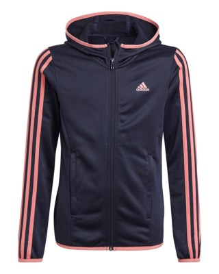 3-Stripes Aeroready Girl FZ Hood JR