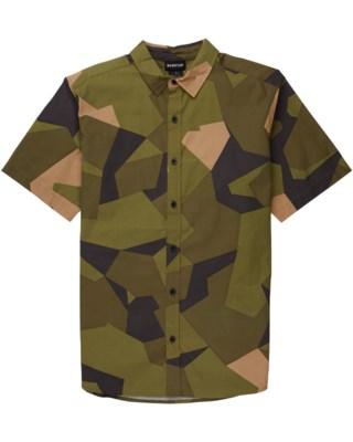 Shabooya Camp S/S Shirt M