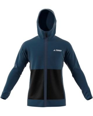 Terrex Fleece Light Hood Jacket M
