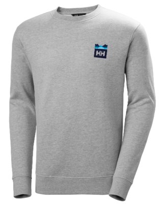 Nord Graphic Crew Sweatshirt M