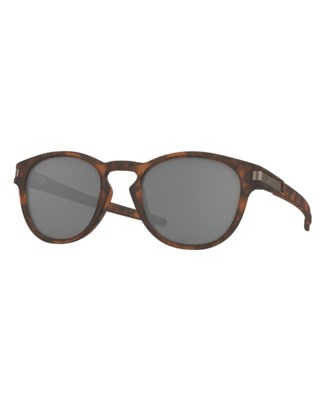 Latch Matte Brown Tortoise