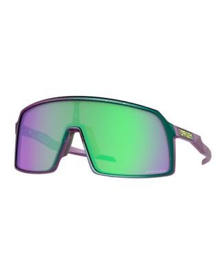 Sutro Green/Purple Splatter