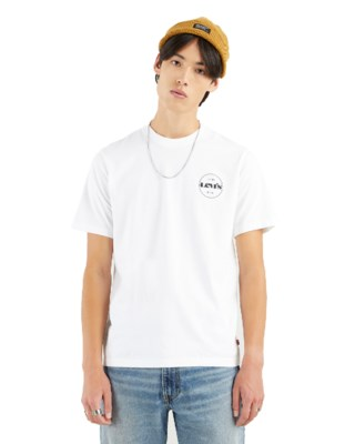 SS Relaxed Fit Tee M