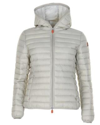 Hooded Jacket D33620 W