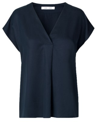 Himill S/S Blouse 14028 W
