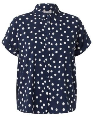 Majan S/S Shirt aop 9942 W