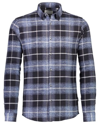 Checked Flannel Shirt L/S M 30-203224