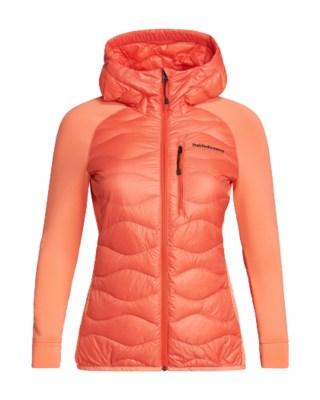 Helium Hybrid Hood Jacket W