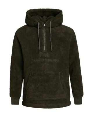 Original Pile Zip Hood M