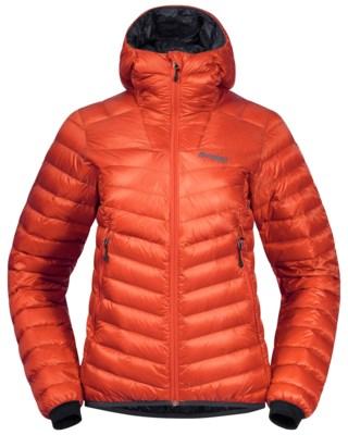 Senja Down Light W/Hood Jacket W