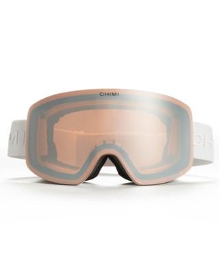 Ski 01 White