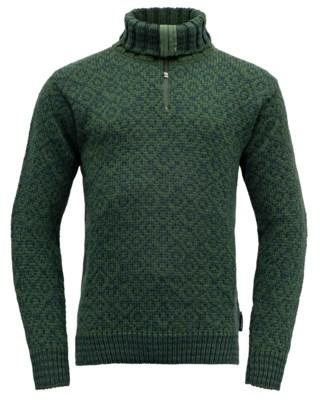 Svalbard Sweater Zip M