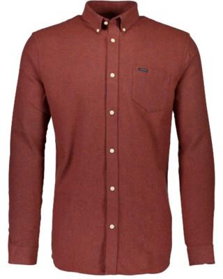 Brushed Twill Shirt L/S M 30-220106