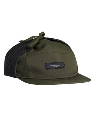 Patch Flap Cap