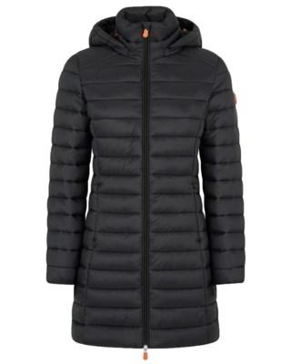 Carol Hooded Coat W