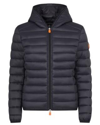 Daisy Hooded Jacket D33620 W