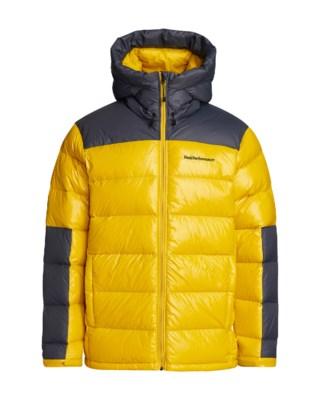 Frost Glacier Down Hood Jacket M