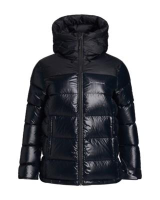 Frost Glacier Down Hood Jacket W