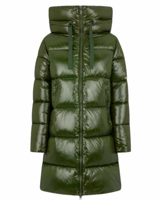 Isabel Hooded Coat W