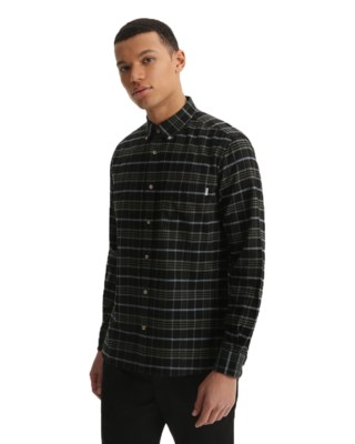 Traditional Flannel Shirt M