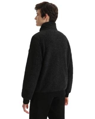 Sherpa Wool F/Z Track M