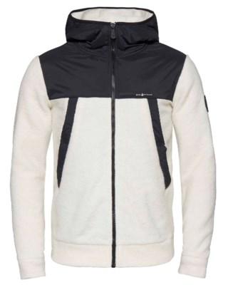 Glacier Knitted Zip Hood M
