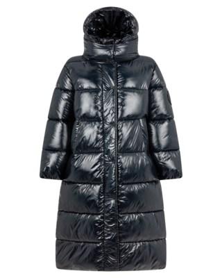 Hazel Hooded Coat W