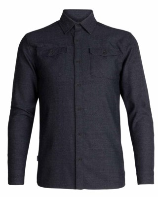 Lodge L/S Flannel Shirt M