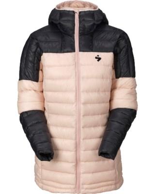 Crusader Down Hooded Jacket W