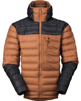 Crusader Down Hooded Jacket M